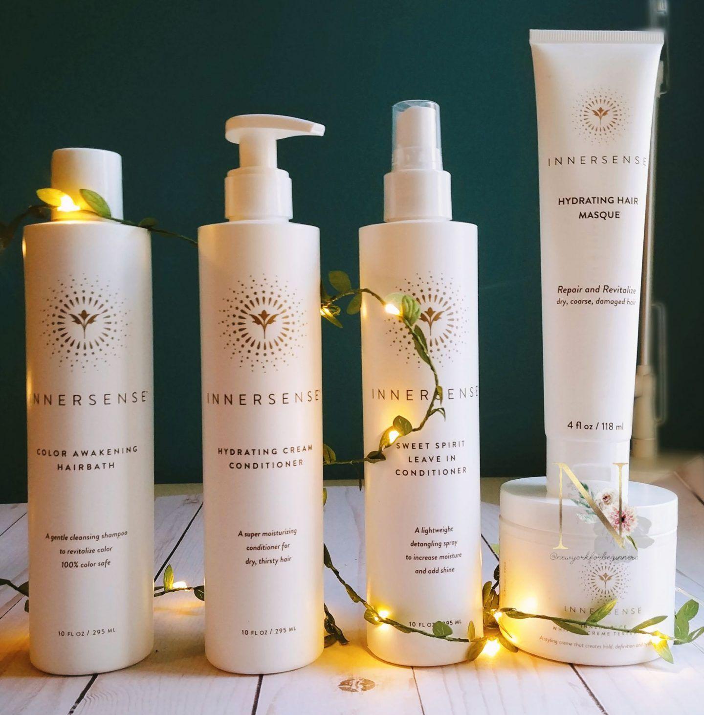 Innersense Organic Beauty My Curly Experience Organic Hair Care