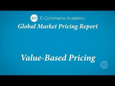 Global Pricing Strategies Value Based Pricing Youtube Global