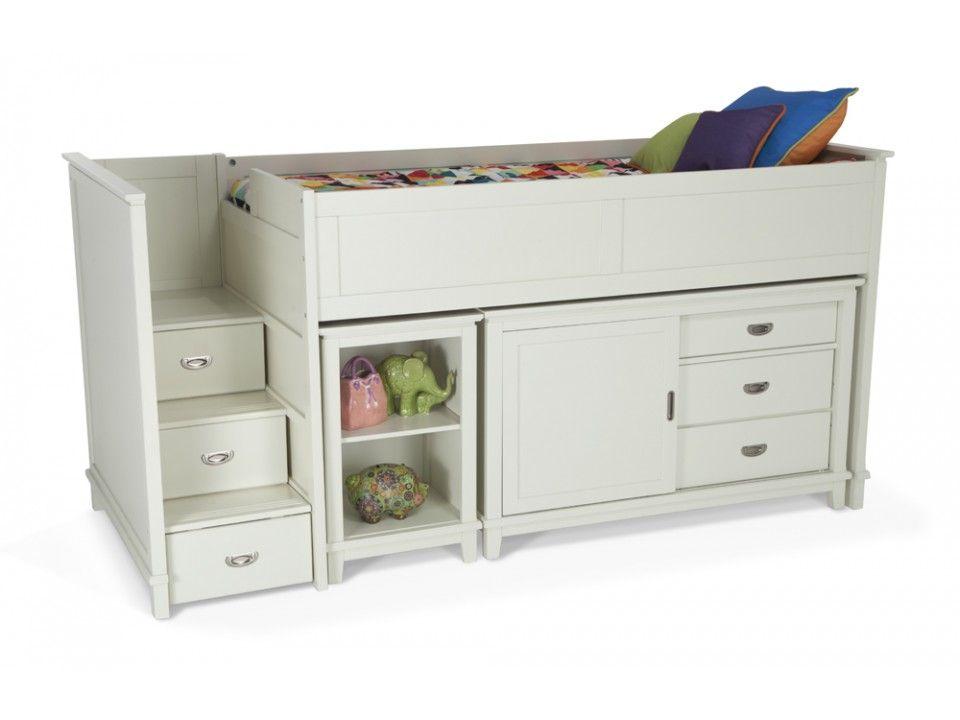 Chadwick Junior Loft Bed | House projects | Junior loft beds, Kids