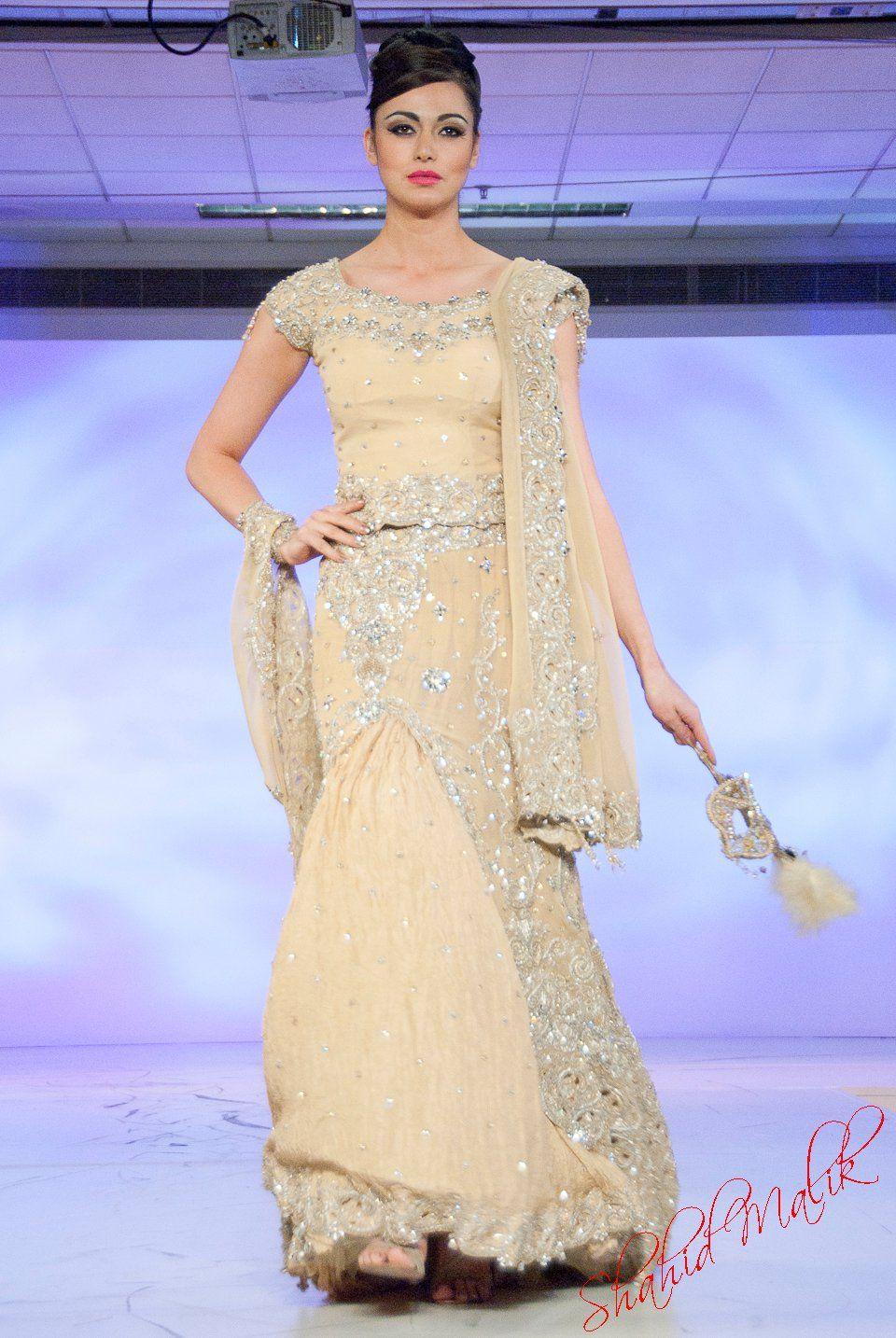 Indian Wedding - White Dress