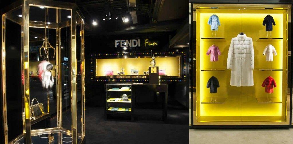 Image result for fendi's gaming arcade london store pinterest
