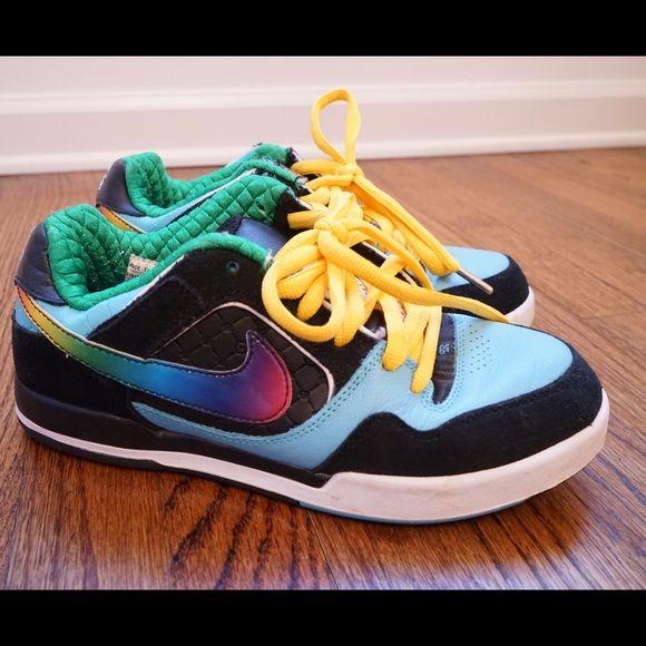 30cc80c42f66 Nike SB Paul Rodriguez Sneakers 100% Authentic Nike SB Paul Rodriguez.  Style   315459-042. US Size 7. Black