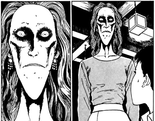 Junji Ito Deformed Mother 2 Character Horror Junji Ito