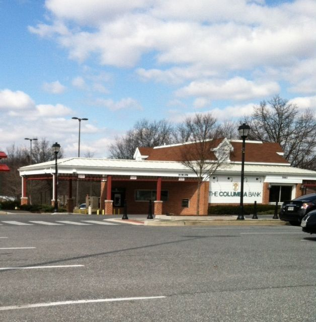 Reisterstown Md Bank Barn With Garage: The Columbia Bank, Oakland Mills Village Center--Robert
