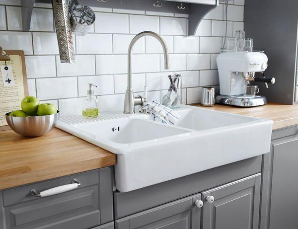 Bodbyn Ikea Kitchen Gray 01 Idei In 2019 Ikea Keuken Keuken