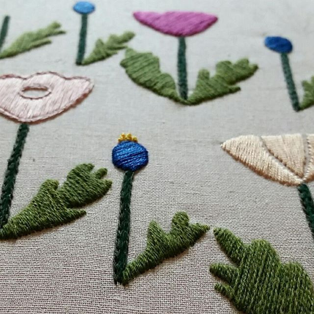 #embroidery #handembroidery #flower #wildflowers #happiness #needlework #needlepoint #야생화자수 #자수 #자수클래스 #자수액자