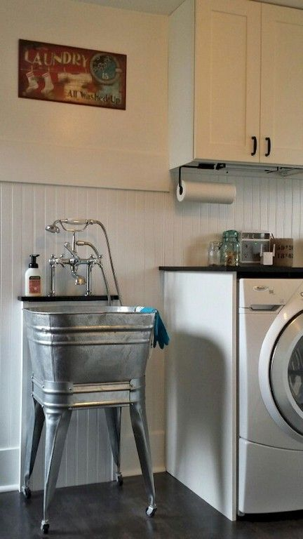 Photo of 48+ Fantastische Vintage Waschküchen, die Sie zum Putzen bringen,  #bringen #die #fantastisch…