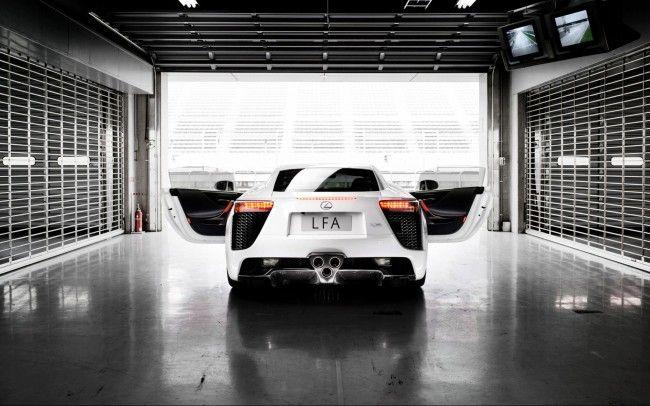 Lfa Lexus Car Wallpaper Coches Y Motocicletas