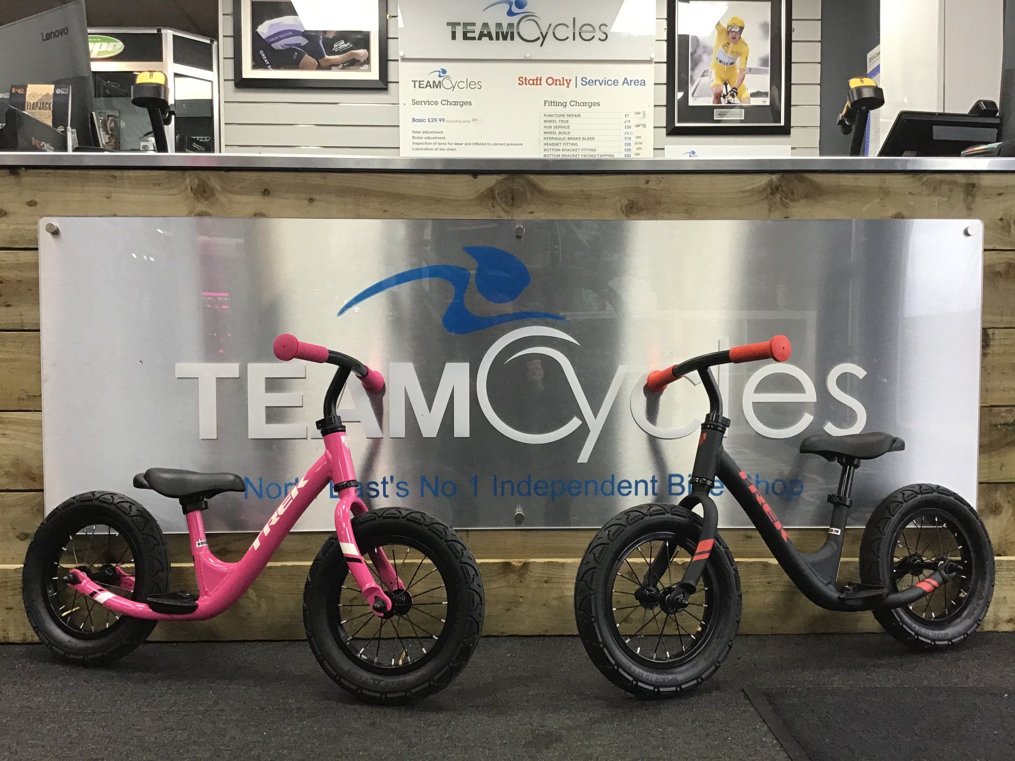 Competition Win A Trek Balance Bike Worth 150 For Your Child In