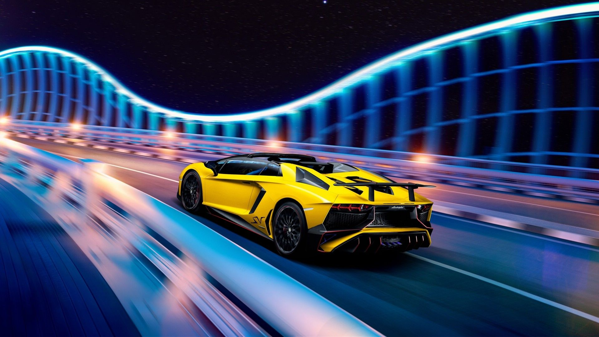 Lamborghini Aventador Lp750 4 Superveloce Roadster Wallpaper