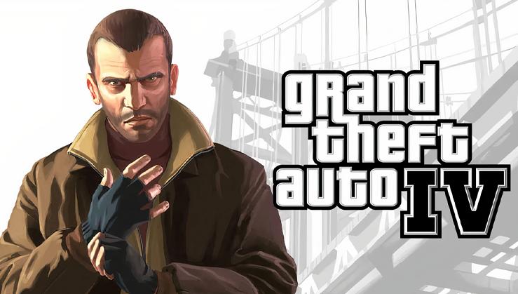 تحميل لعبة Gta Iv للكمبيوتر مضغوطة بحجم 4 جيجابايت كاملة Grand Theft Auto Grands Theft