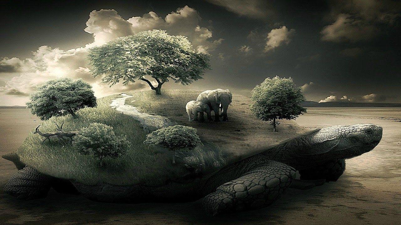 Mose Robert - Elephants İn The Wild (Original Mix) [Desert Trax]