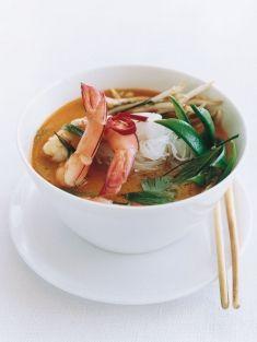 Vietnamese coconut soup
