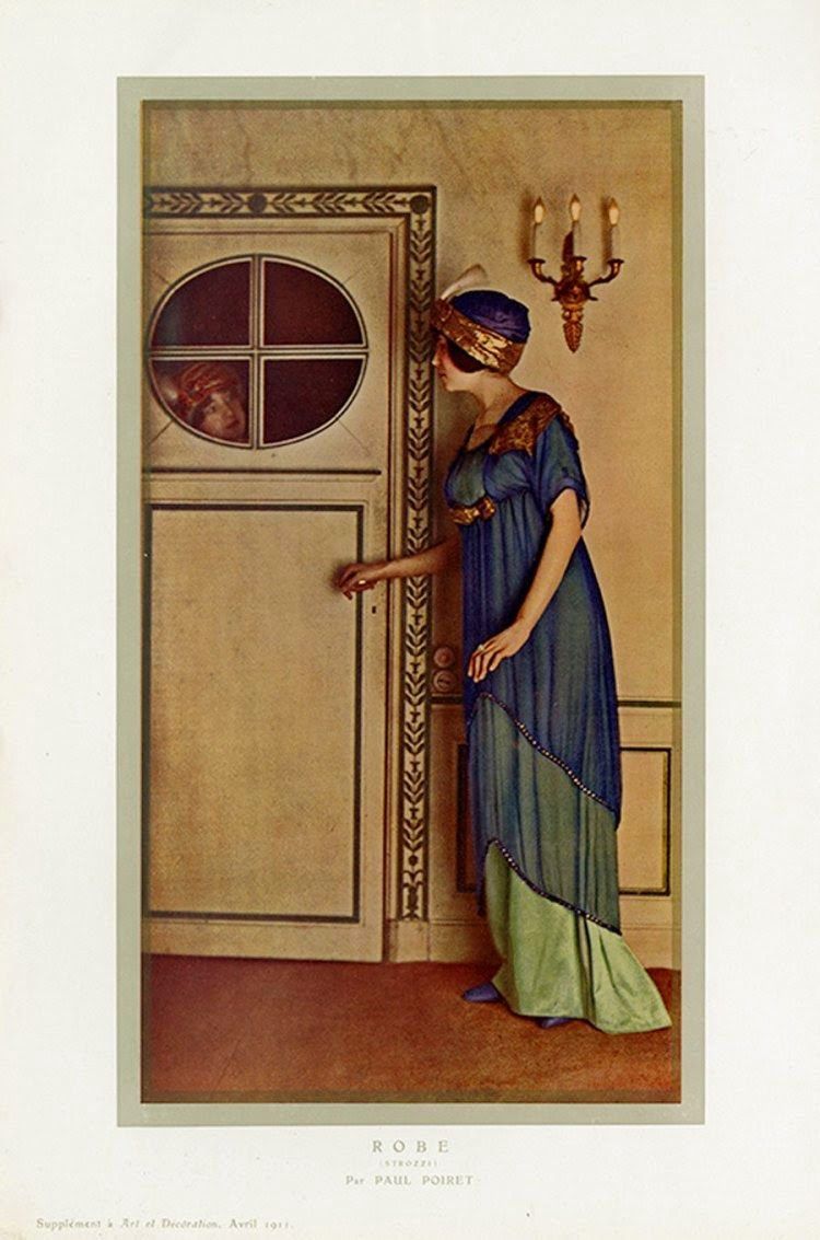 Art Et Decoration Em Abril De 1911 A Revista Francesa Art Et Decoration Trazia O 1º