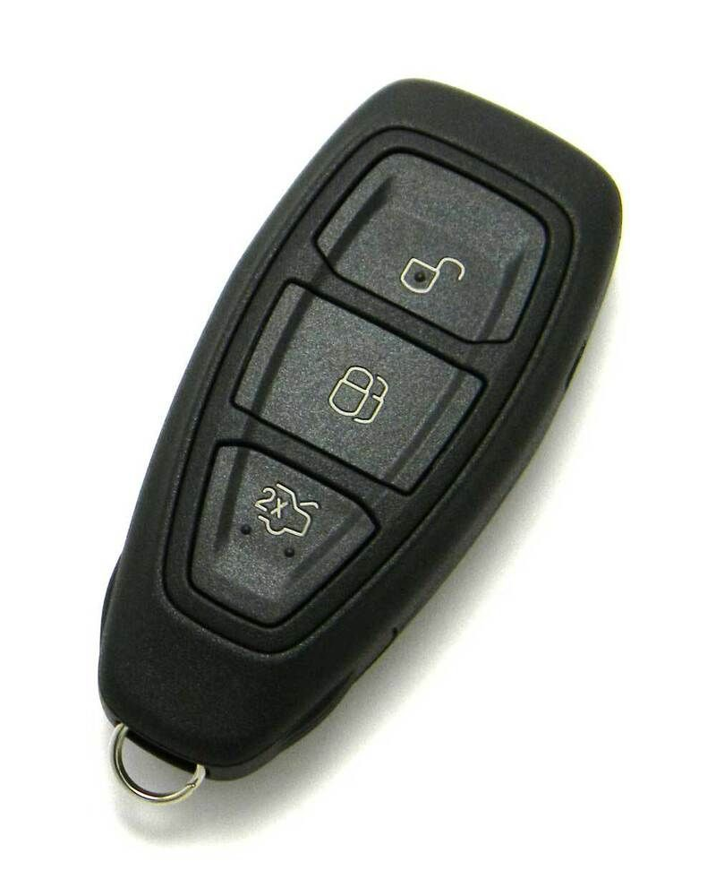 Ford Focus Three Button Key Cover Unbranded Automotive Ebay In