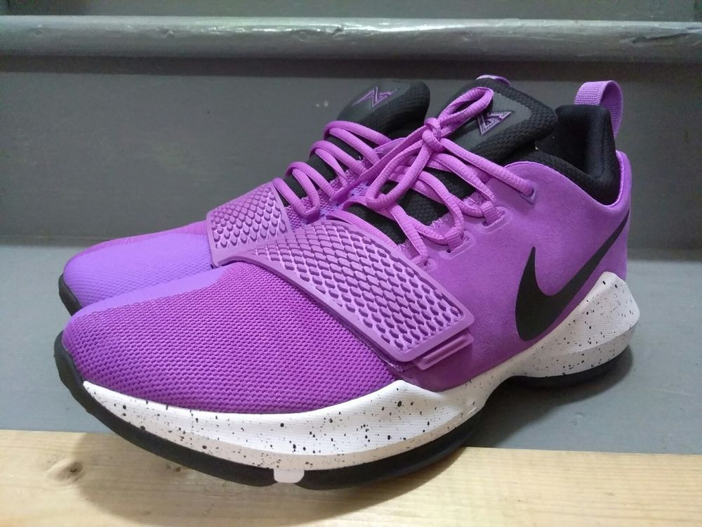eb3ee646958 Nike PG 1 Bright Violet Men s Size 10.5 Brand New with box DS Purple ...