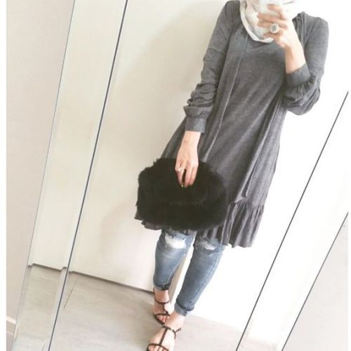 Latest hijab fashion outfits – Just Trendy Girls