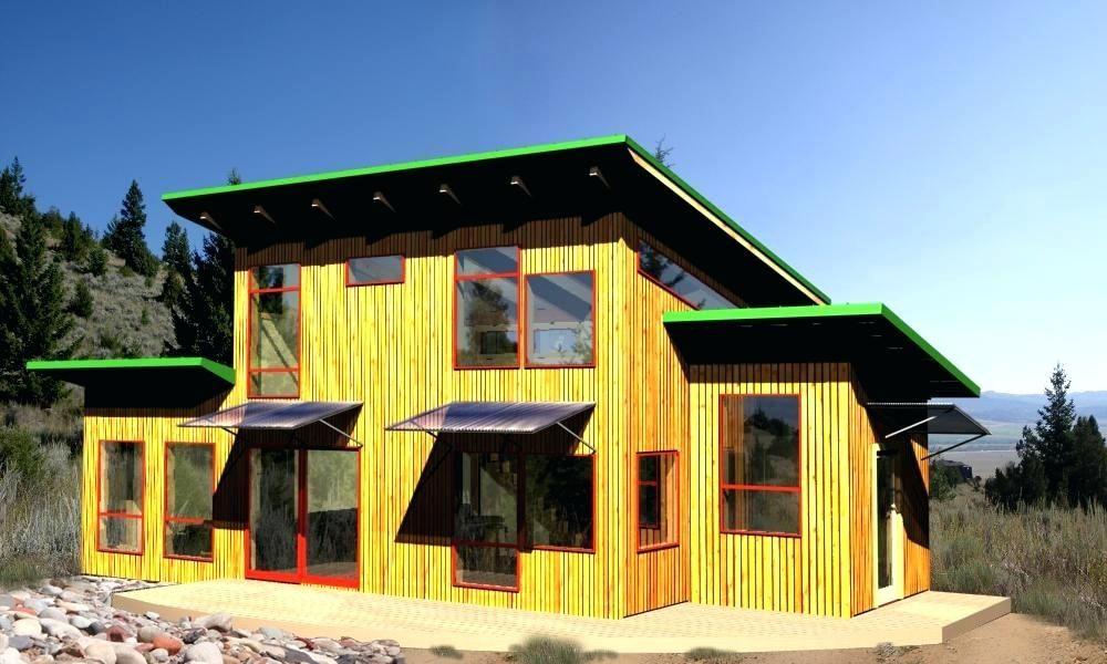 Small Energy Efficient House Plans Color Cabin Energy Efficient House Plans Solar House Plans Passive Solar House Plans