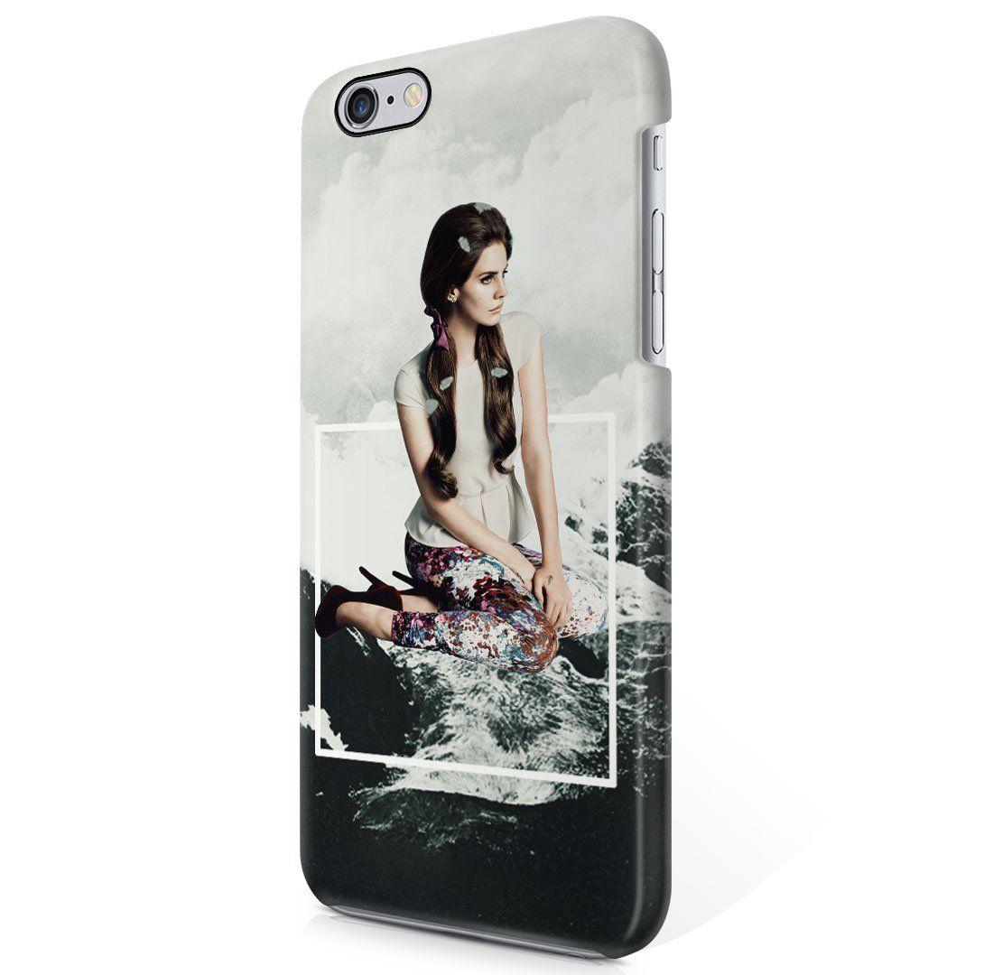 Iphone wallpaper tumblr lana - Amazon Com Lana Del Rey Trippy Mouintains Tumblr Iphone 6 Iphone 6s Hard
