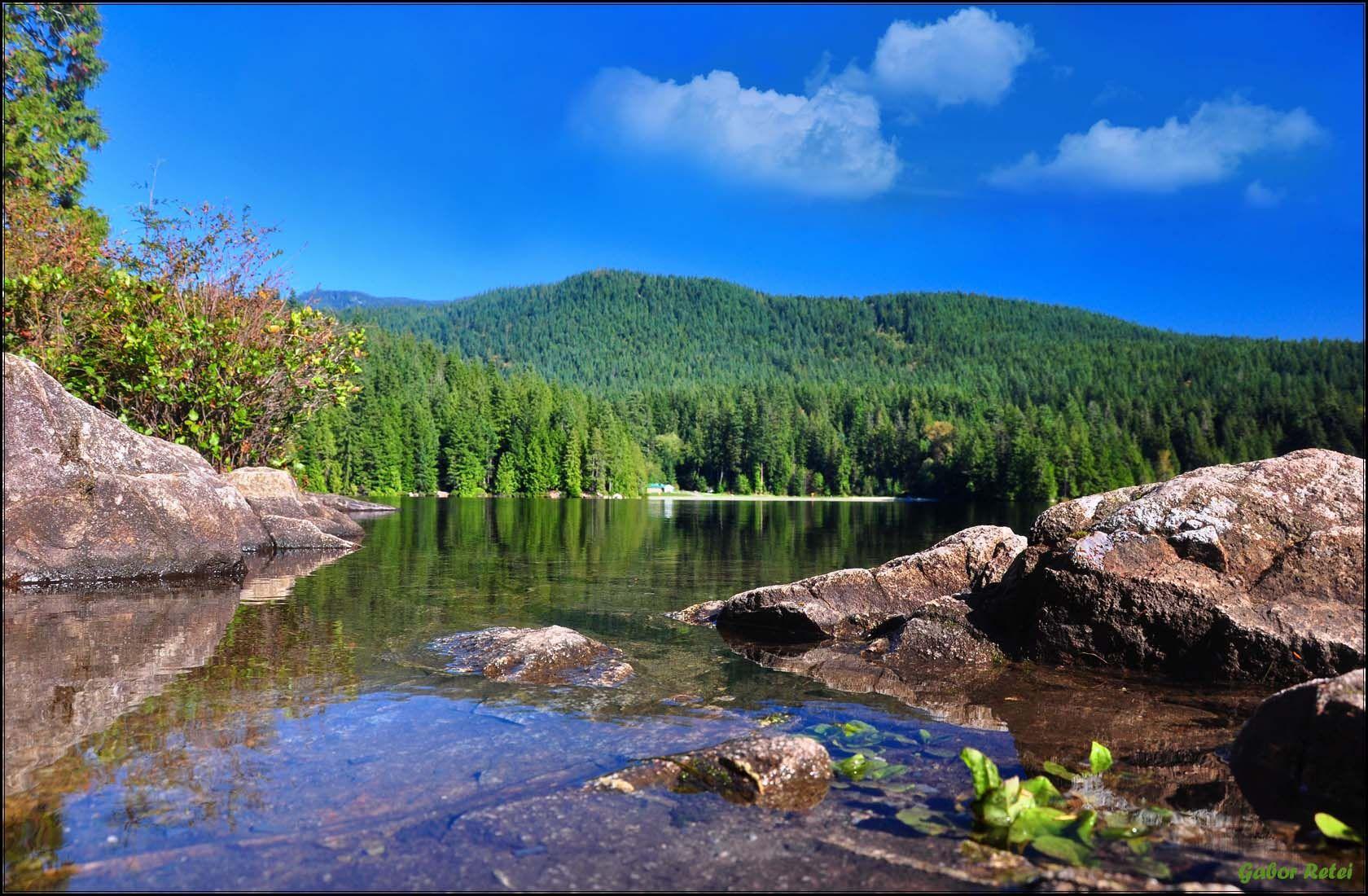 Sasamat Lake Port Moody Bc