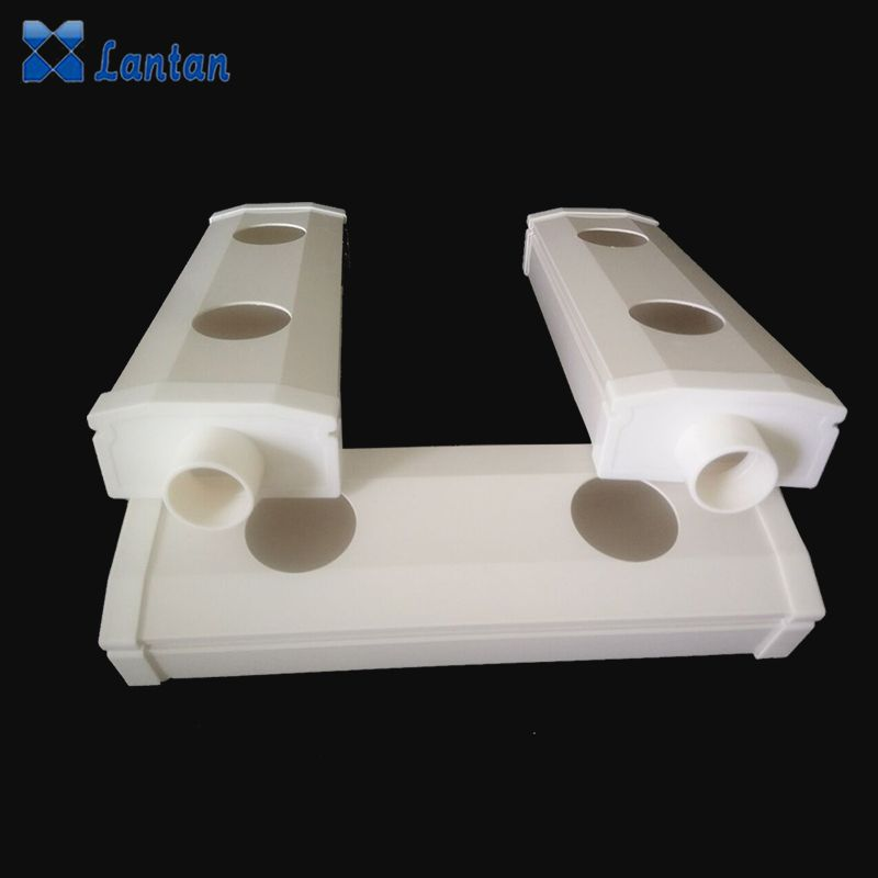 Wholesale NEW type PVC nft hydroponic gully channel for