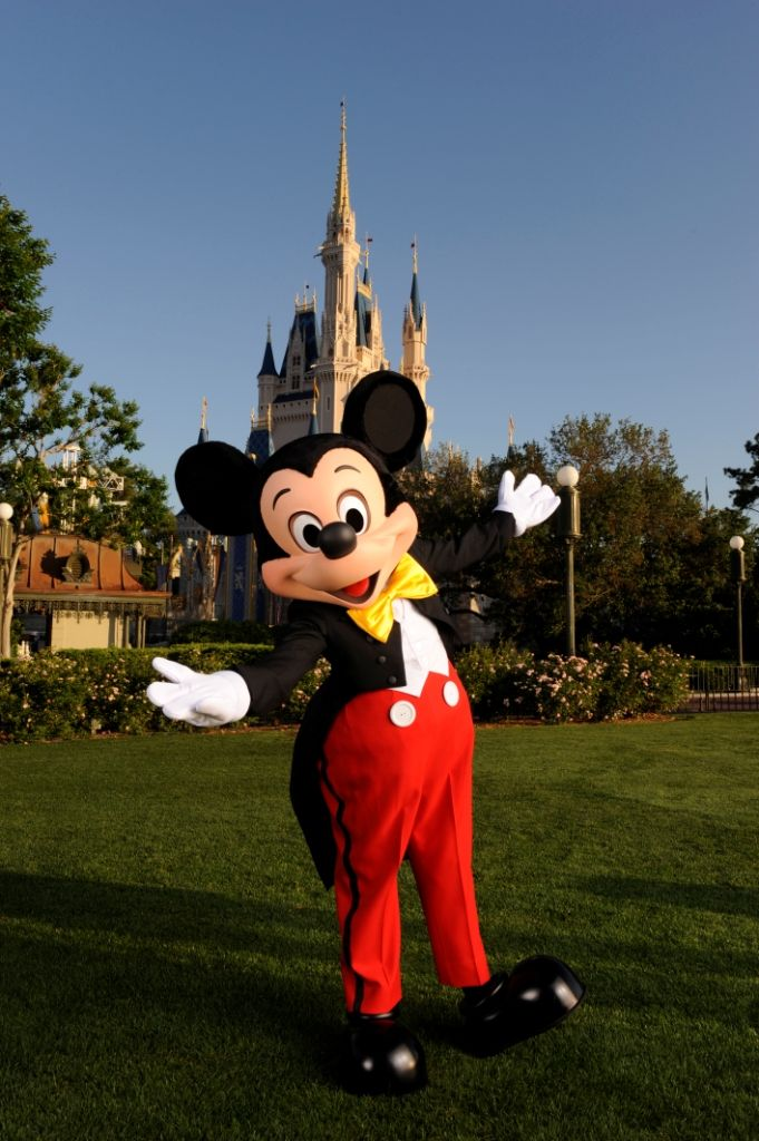 Here's Wishing Mickey Mouse a very Happy 86th Birthday