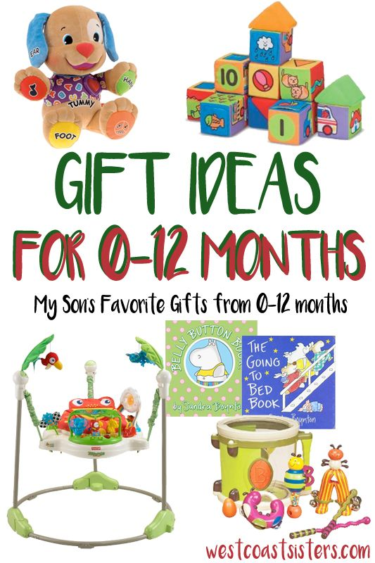 Babys First Christmas Gift Ideas - Our little ones all-time favorite gifts  from 0-12 months | West Coast Sisters #babysfirstchristmas #giftguide # christmas ... - Babys First Christmas Gift Ideas - Our Little Ones All-time Favorite