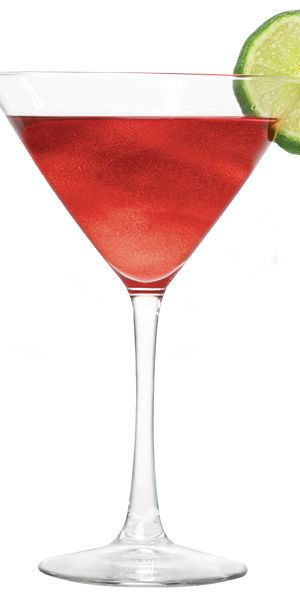 Viniq Ruby Cosmo 1 Oz New Amsterdam Vodka Oz Fresh Lime Juice