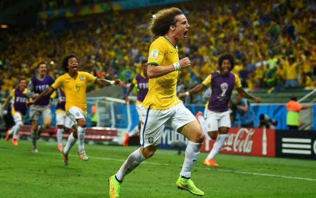 Mondiali Brasile 2014: Germania e Brasile in semifinale!! #brasile2014 #brasile #germania