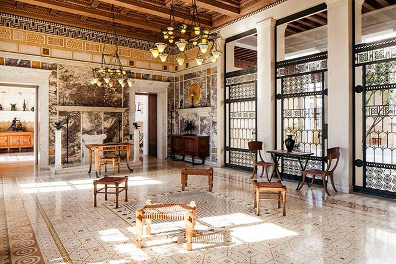 la villa kerylos beaulieu sur mer villa kerylos. Black Bedroom Furniture Sets. Home Design Ideas