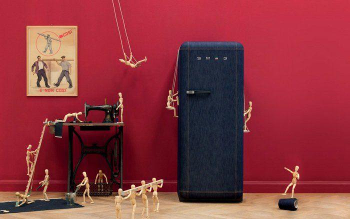Kühlschrank Im Retro Design : Retro kühlschränke 32 modelle die vollkommen im trend liegen