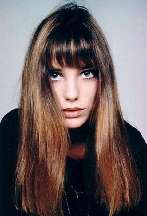 Jane Birkin So Billie Cheveux Beaute Und Coiffure