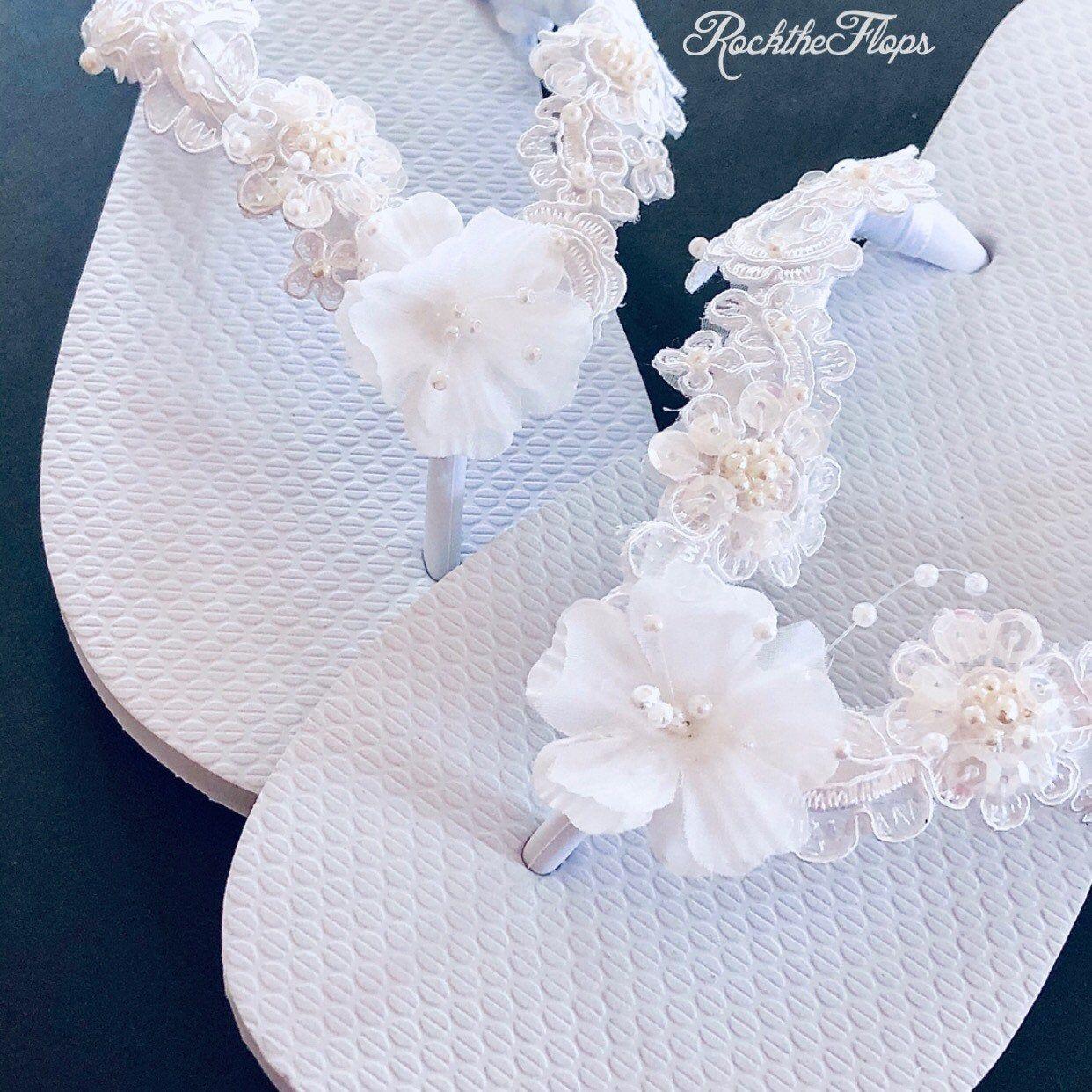 32+ Custom made flip flops weddings trends