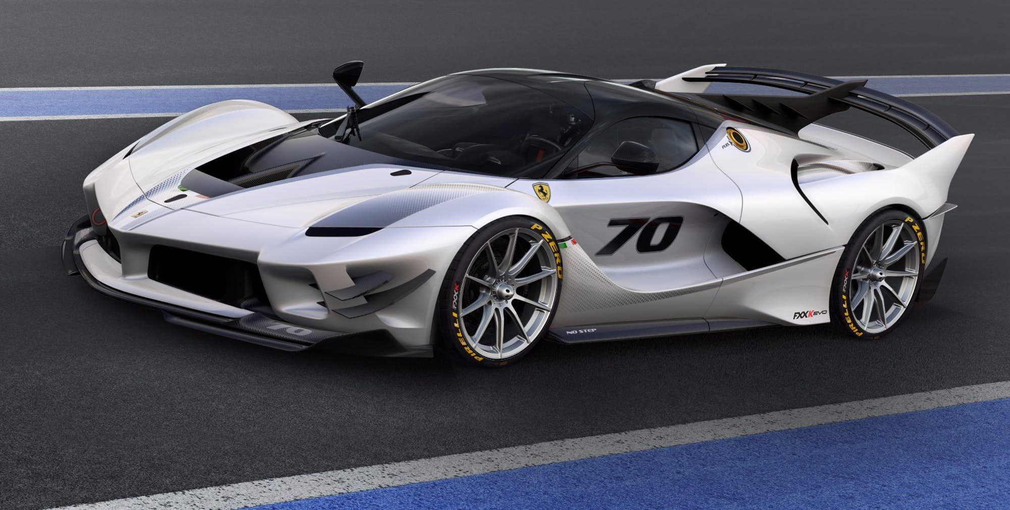 Ferrari S Ludicrous Fxx K Evo An Aerodynamics Lab On Wheels Ferrari Fxx Ferrari Fxxk Sports Cars Luxury Ferrari laferrari fxx k evo rear