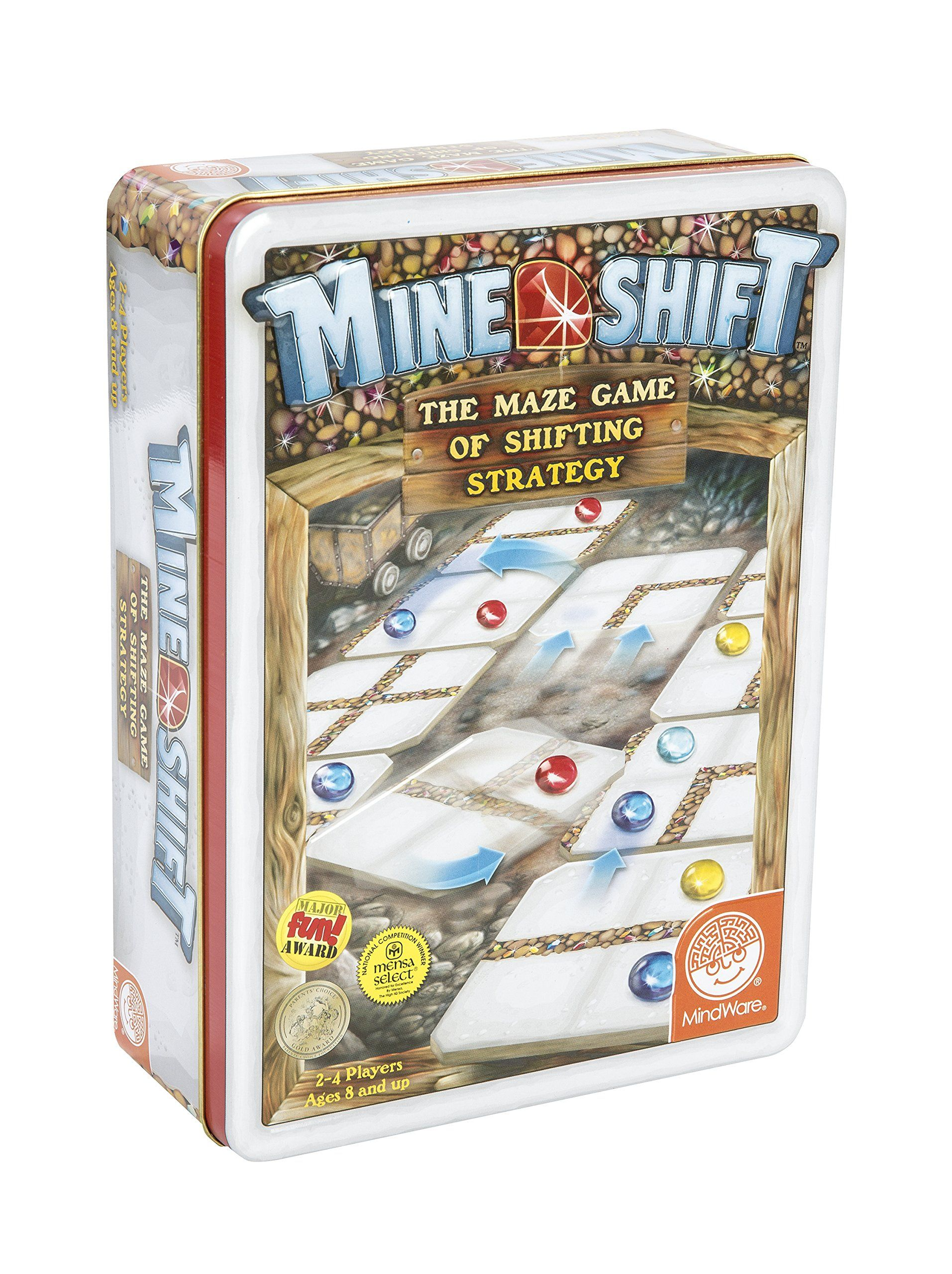 Mineshift 4 Player Game Games to buy, Games, Maze game