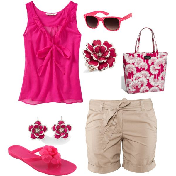 beachware, created by juliemboltz on Polyvore