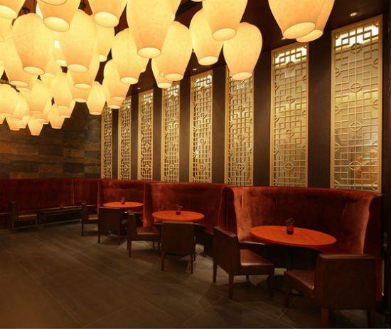 Chinese interiors chinese restaurant interior design - Chinese restaurant interior pictures ...