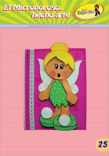 Miss Dorita: Forro Hadita Tinker Bell (Hada Artesana)