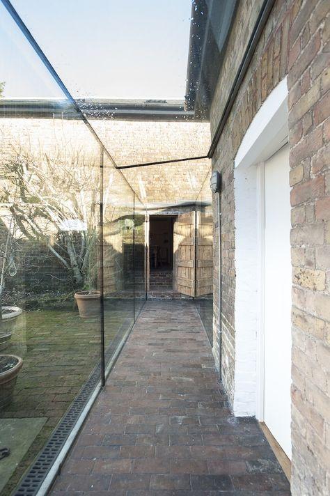 Épinglé par gamlin sur aménagement exterieur Pinterest Colombie - maison toit en verre