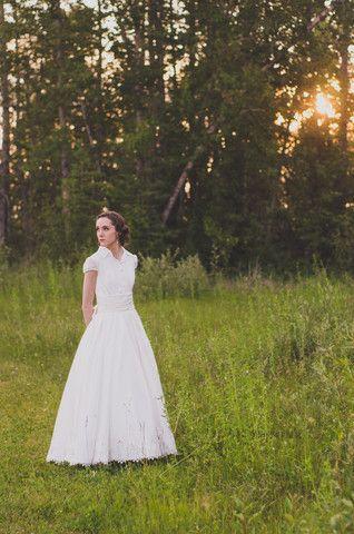 Fairy Tale Ball Gown Wedding Dress