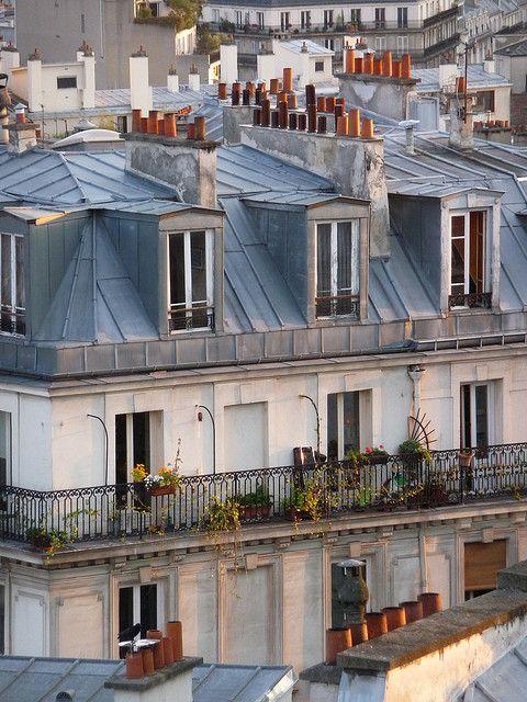 Pin By 茜 茜 On La France Montmartre Paris Paris Rooftops Paris