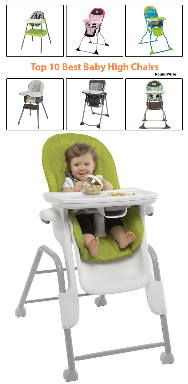 a7f9236aae07 Top 10 Best Baby High Chairs – Baby Product Buying Guides for Mom s Cheap  and Safest Best High Quality Chairs Seats for Babies and Toddlers