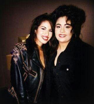 Selena & Suzette Quintanilla | Selena quintanilla, Selena quintanilla  perez, Selena