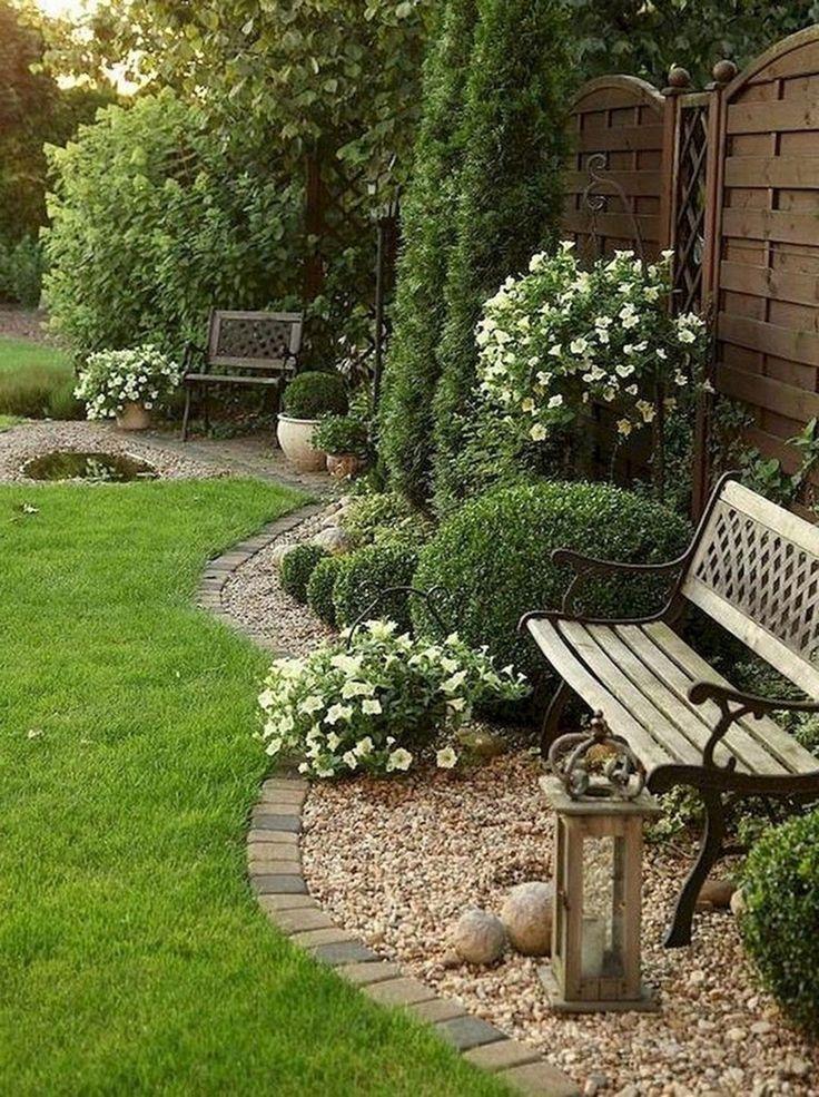 Amazing front yard landscaping design 31160 -   14 garden design Landscape tutorials ideas