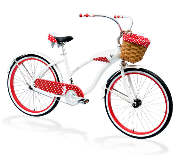 Special Edition Minnie Cruiser By Huffy 3 Cruiser Bicycle Cruiser Bike Huffy