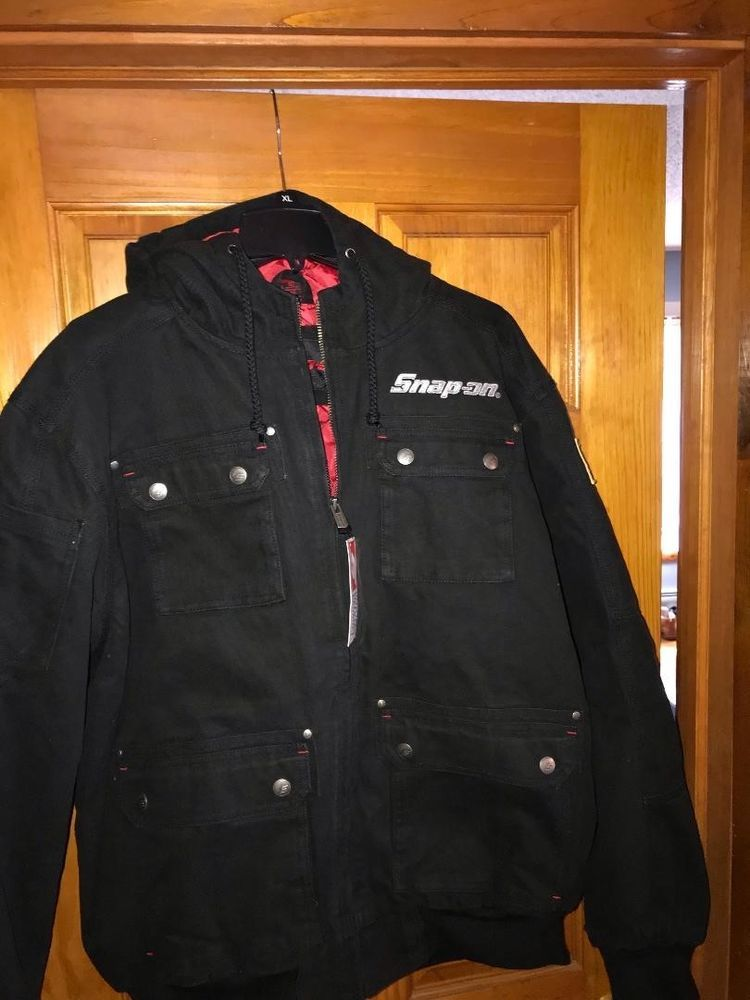 new snap on tool mens insulated winter coat zip up jacket on men s insulated coveralls cheap id=65603