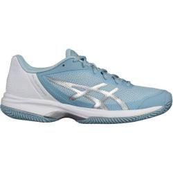 Womens tennis shoes  Asics womens tennis shoes Gel Court Speed 3 Clay size 37 in gray AsicsAsics
