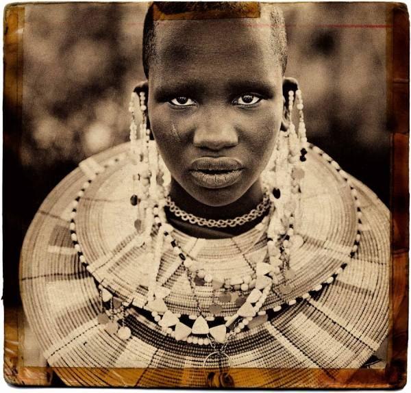 #PictureOfTheDay 13-07-16 #Photographer ANTTI VIITALA-Maasai Portrait #FamousPhotographers