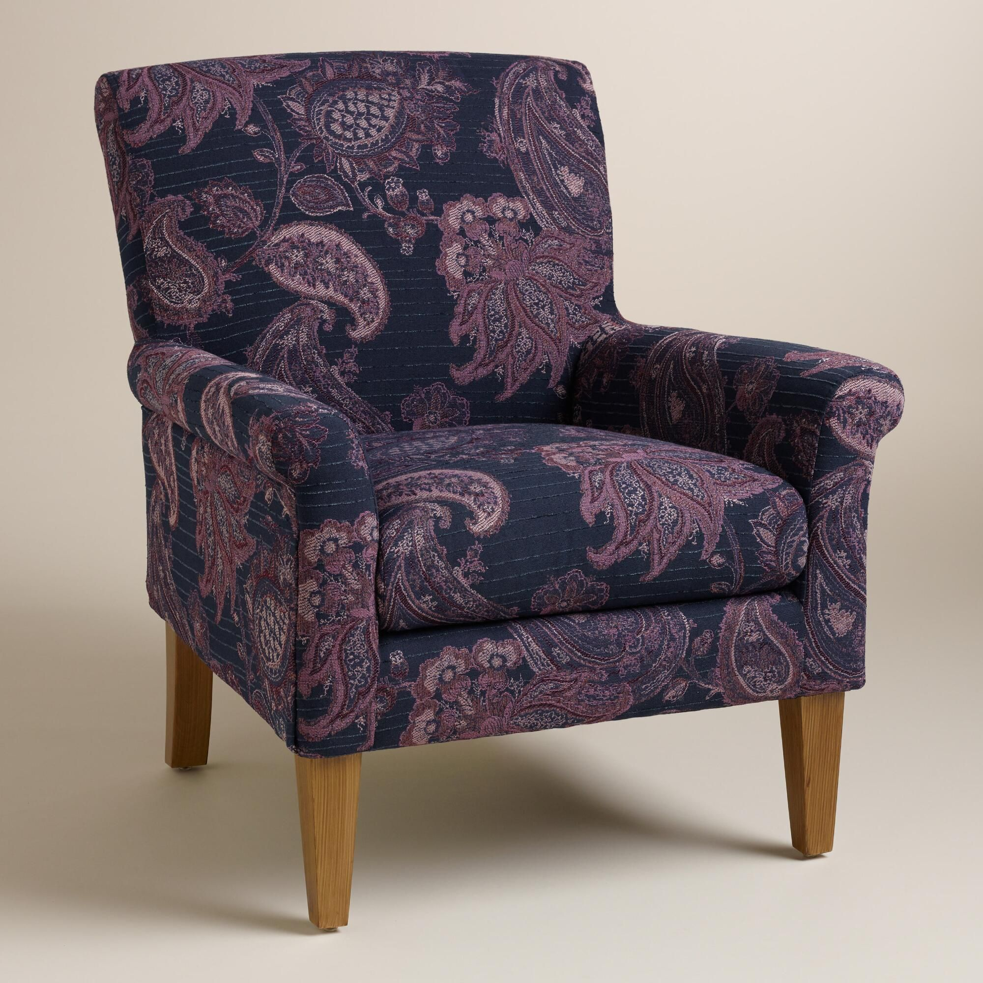 Living Room Chairs, Arm & Slipper Chairs | World Market ...