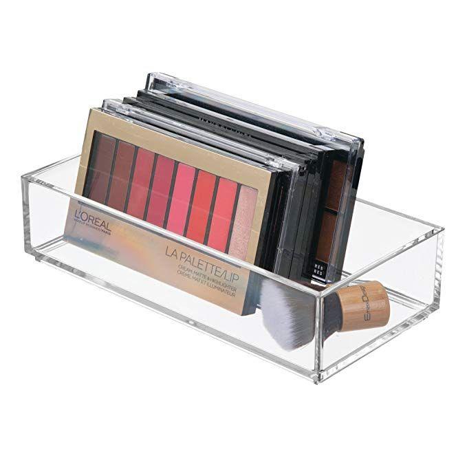 mDesign Makeup Organizer Bathroom Drawers, Vanity ...